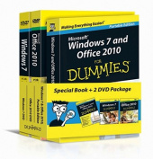 Windows 7 and Office 2010 For Dummies, Book + DVD Bundle