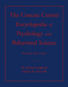 The Concise Encyclopedia of Psychology