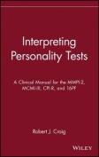 Interpreting Personality Tests