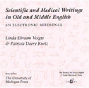 Scientific and Medical Writings in Old and Middle English