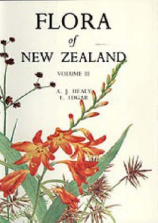Flora of New Zealand: Introduced Monocots Except Grasses: Vol 3 (Flora of New Zealand)