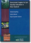 Provisional Targets for Soil Quality Indicators in New Zealand