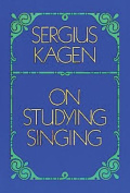 Alfred Publishing 06-20622X On Studying Singing - Music Book