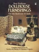 Making Doll House Furnishings for Bedroom and Bathroom