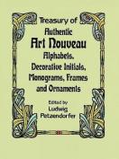 Treasury of Authentic Art Nouveau