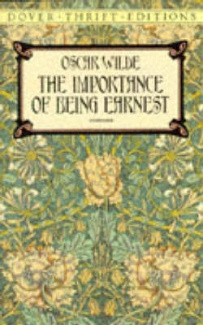 The Importance of Being Earnest (Dover Thrift S.)