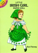 Little Irish Girl Paper Doll