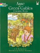 """""""Anne of Green Gables"""" Colouring Book"""