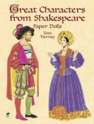 Great Characters from Shakespeare - Paper Dolls