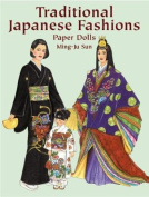 Traditional Japanese Fashions Paper Dolls