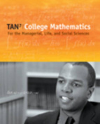College Mathematics for the Managerial, Life, and Social Sciences [With Thomsonnow Access Card]