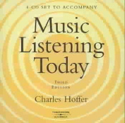 4-CD Set for Hoffer S Music Listening Today, 3rd