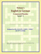 Webster's English to German Crossword Puzzles