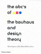 ABC's of the Bauhaus