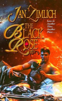 The Black Rose (Love Spell futuristic romance) Jan Zimlich
