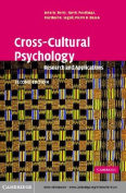 Cross-Cultural Psychology