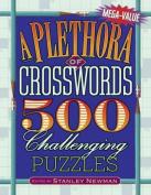 A Plethora of Crosswords