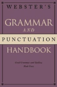 Webster's Grammar and Punctuation Handbook