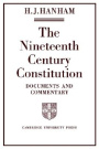 The Nineteenth-century Constitution 1815 -1914