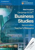 Cambridge IGCSE Business Studies Teacher's Resource CD-ROM