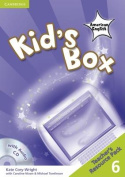 Kid's Box American English Level 6 Teacher's Resource Pack with Audio Cd