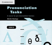 Pronunciation Tasks Audio CDs (3) [Audio]