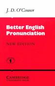 Better English Pronunciation Cassettes (2) [Audio]