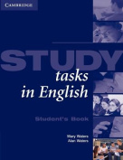 Study Tasks in English Student's Book