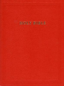 REB Lectern Edition with Apocrypha Red imitation leather REBA210