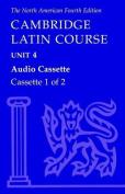 North American Cambridge Latin Course Unit 4 Audio Cassette [Audio]