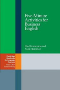 Five-Minute Activities for Business English