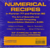 Numerical Recipes in Fortran 77 and Fortran 90 3.5 Inch Diskette for Windows IBM 3.5 Inch Diskette