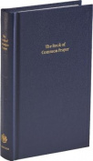 BCP Standard Edition Prayer Book Dark Blue Imitation Leather Hardback 601B