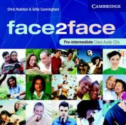 Face2face Pre-intermediate Class CDs  [Audio]