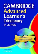 Cambridge Advanced Learner's Dictionary CD ROM