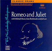 Romeo and Juliet CD set [Audio]
