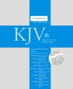 KJV Concord Wide Margin Reference Edition Burgundy French Morocco KJ263WM