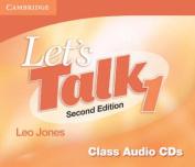 Let's Talk Level 1 Class Audio CDs (3) [Audio]