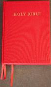 NRSV Lectern Edition NR932:TB Red Imitation Leather