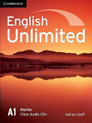 English Unlimited Starter Class Audio CDs  [Audio]