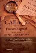 Attributing Authorship