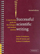 Successful Scientific Writing Full Canadian Binding
