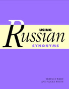 Using Russian Synonyms