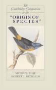 """The Cambridge Companion to the """"Origin of Species"""""""