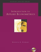 Introduction to Applied Econometrics