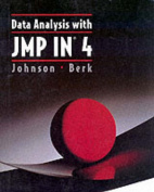 Data Analysis with JMP-IN 4.0