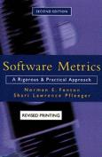 Softwre Metrics:a Rigorous & Pract Apprch, 2e/Rs133