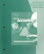 Working Papers Recycling for Gilbertson/Lehman's Century 21 Accounting