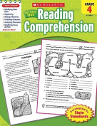 Scholastic Teaching Resources SC-9780545200813 Scholastic Success With Reading- Comprehension Gr 4