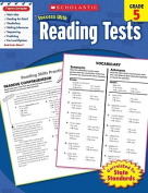 Scholastic Teaching Resources SC-9780545201094 Scholastic Success With Reading- Tests Gr 5